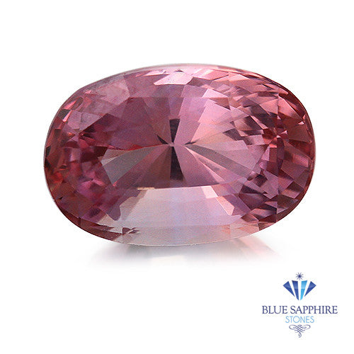 2.91 ct. Oval Pink Sapphire