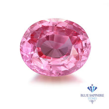 1.54 ct. Oval Pink Sapphire