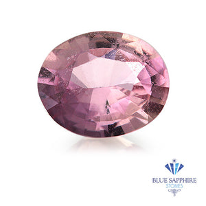 1.02 ct. Oval Pink Sapphire