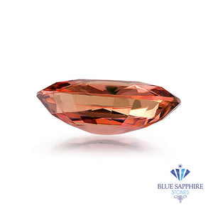 1.83 ct. GRS Certified Unheated Oval Pink Sapphire