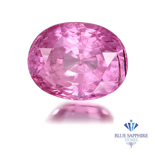 1.68 ct. Oval Pink Sapphire