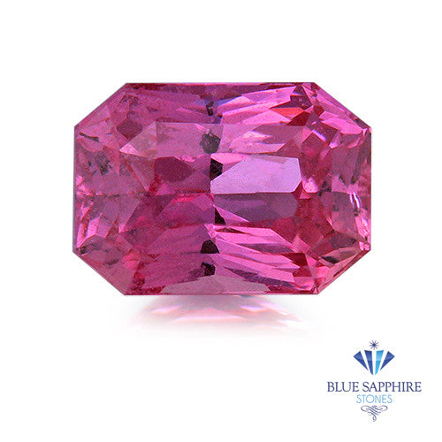 1.50 ct. Radiant cut Pink Sapphire