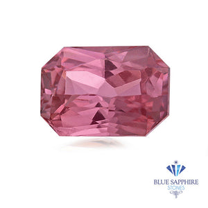 1.01 ct. Radiant Pink Sapphire