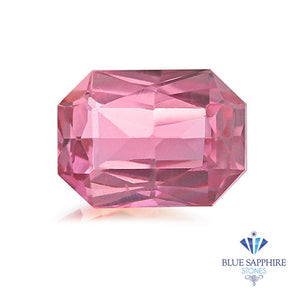 1.02 ct. Radiant Pink Sapphire