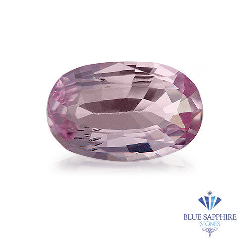 1.18 ct. Unheated Oval Pink Sapphire