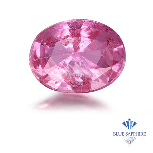 1.19 ct. Oval Pink Sapphire