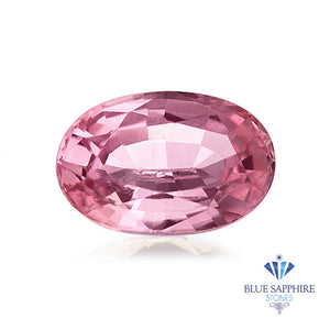 1.17 ct. Oval Pink Sapphire
