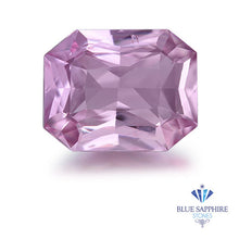 0.84 ct. Radiant Pink Sapphire
