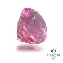 0.82 ct. GIA Certified Oval Cut Pink Sapphire