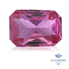 1.20 ct. Radiant Cut Pink Sapphire
