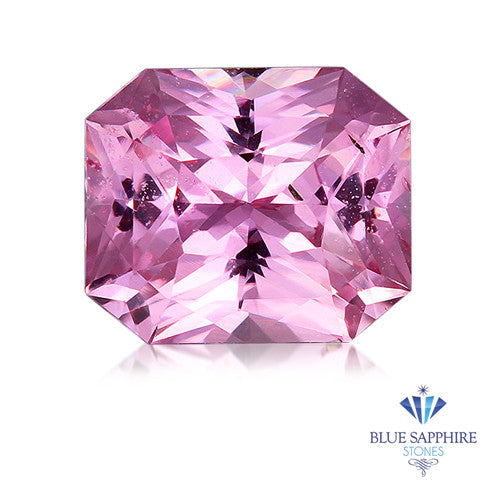 0.94 ct. Radiant Pink Sapphire