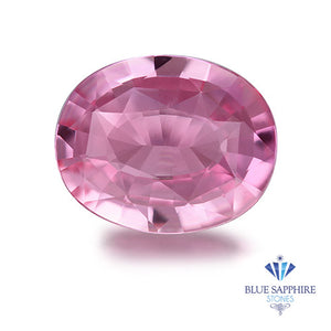 1.08 ct. Oval Pink Sapphire
