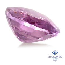 0.88 ct. Unheated Oval Cut Pink Sapphire