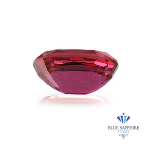 4.55 ct. GIA Certified Cushion Ruby