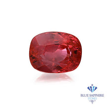 2.67 ct. GIA Certified Cushion Ruby