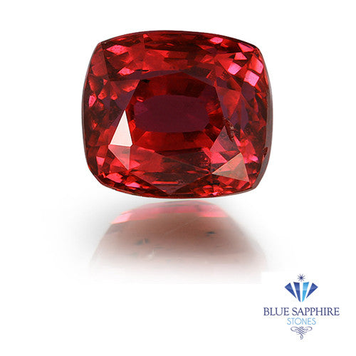 1.04 ct. Cushion Cut Ruby