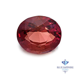 1.46 ct. GIA Certified Unheated Oval Ruby