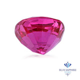 0.91 ct. Cushion Ruby