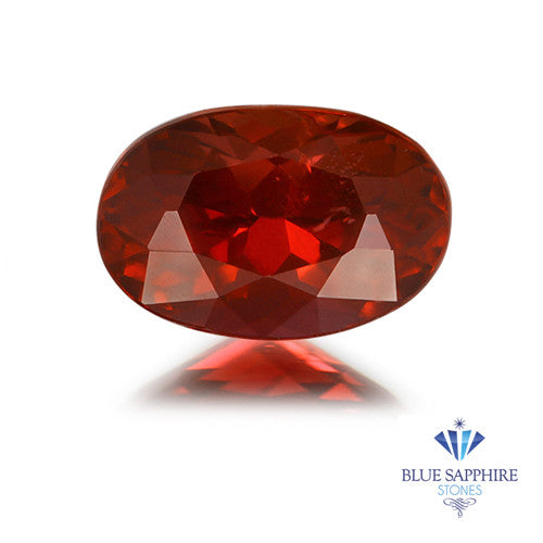 0.79 ct. Oval Ruby