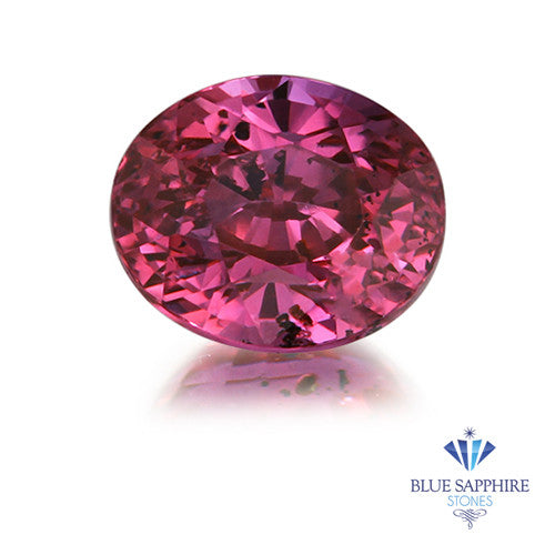 0.78 ct. Oval Ruby