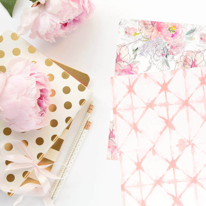 Files Folders - Floral