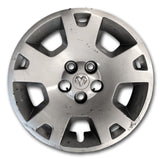 "17"" Wheel Dodge Charger OE Hub Cap OUQ18TRMAA Silver 2006-2007 Bolt On USED - Pilgreen Wheels & Tires"