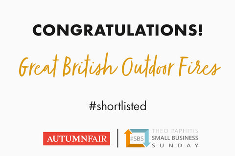 Shortlisted for Autumn Fair