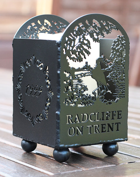 Radcliffe Twinning Candle Holder