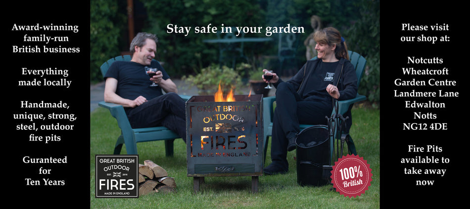 Great British Outdoor Fires