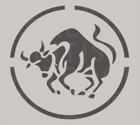 Taurus Zodiac Sign (Pictorial) 20-4 to 21-5