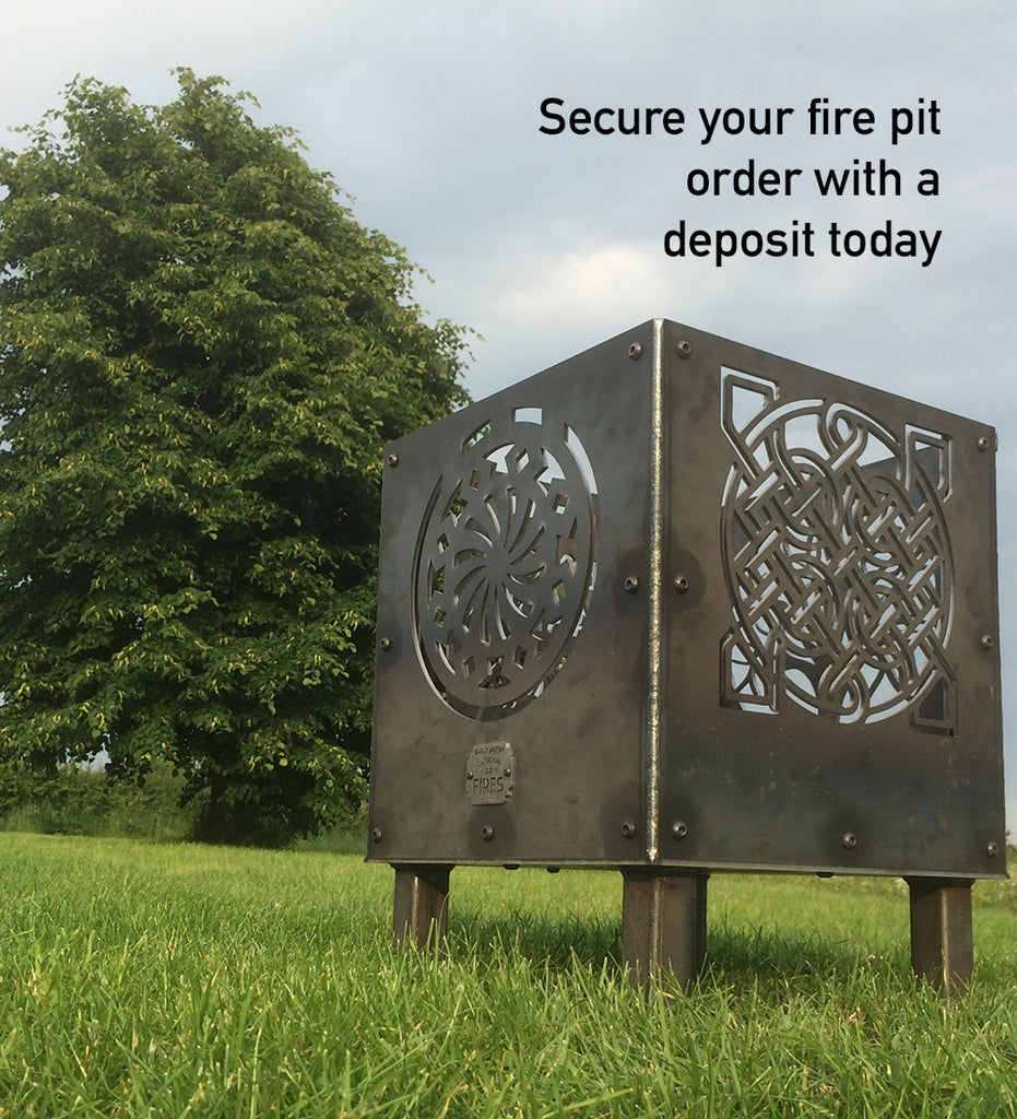 Great British Outdoor Fires £89 deposit