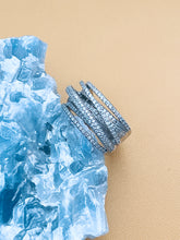 Load image into Gallery viewer, ANNA - Tiny CZ Sterling Silver Ring In Silver - JohnnyB Jewelry
