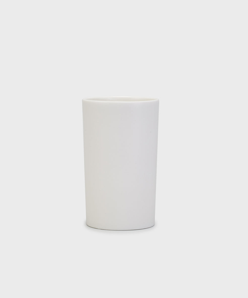 White Porcelain Vessel