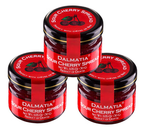 Dalmatia® Sour Cherry Spread mini 30-pack