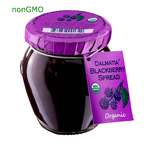 ORGANIC Dalmatia® Blackberry Spread