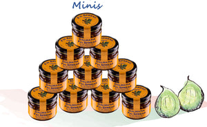 Award-winning recipe Dalmatia® Fig Spread mini jar