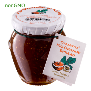 Award-winning Dalmatia® Fig Orange Spread 8.5oz jars 12-pack