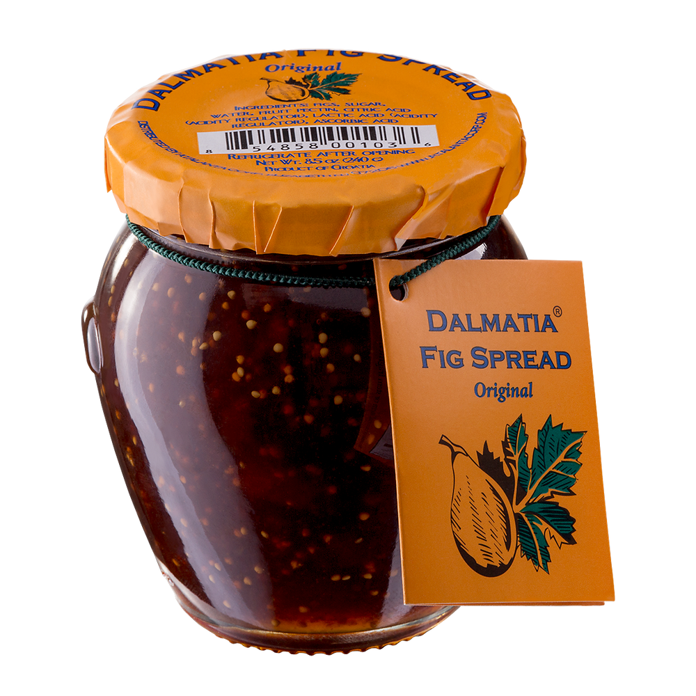 Award-winning recipe Dalmatia® Fig Spread pail 3.53lb - 1 PAIL