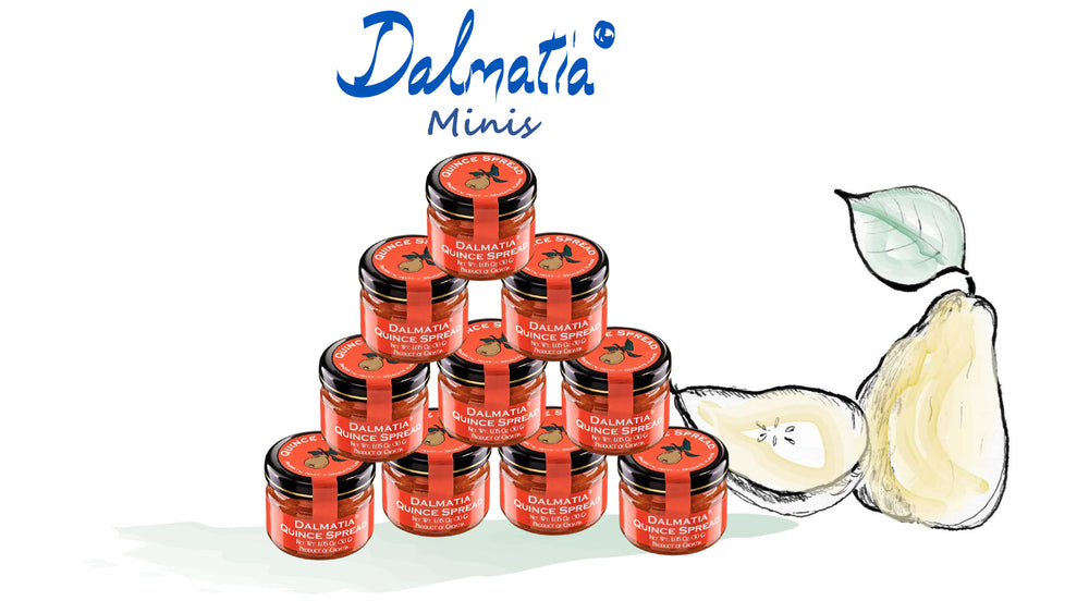 Dalmatia® Quince Spread mini 30-pack