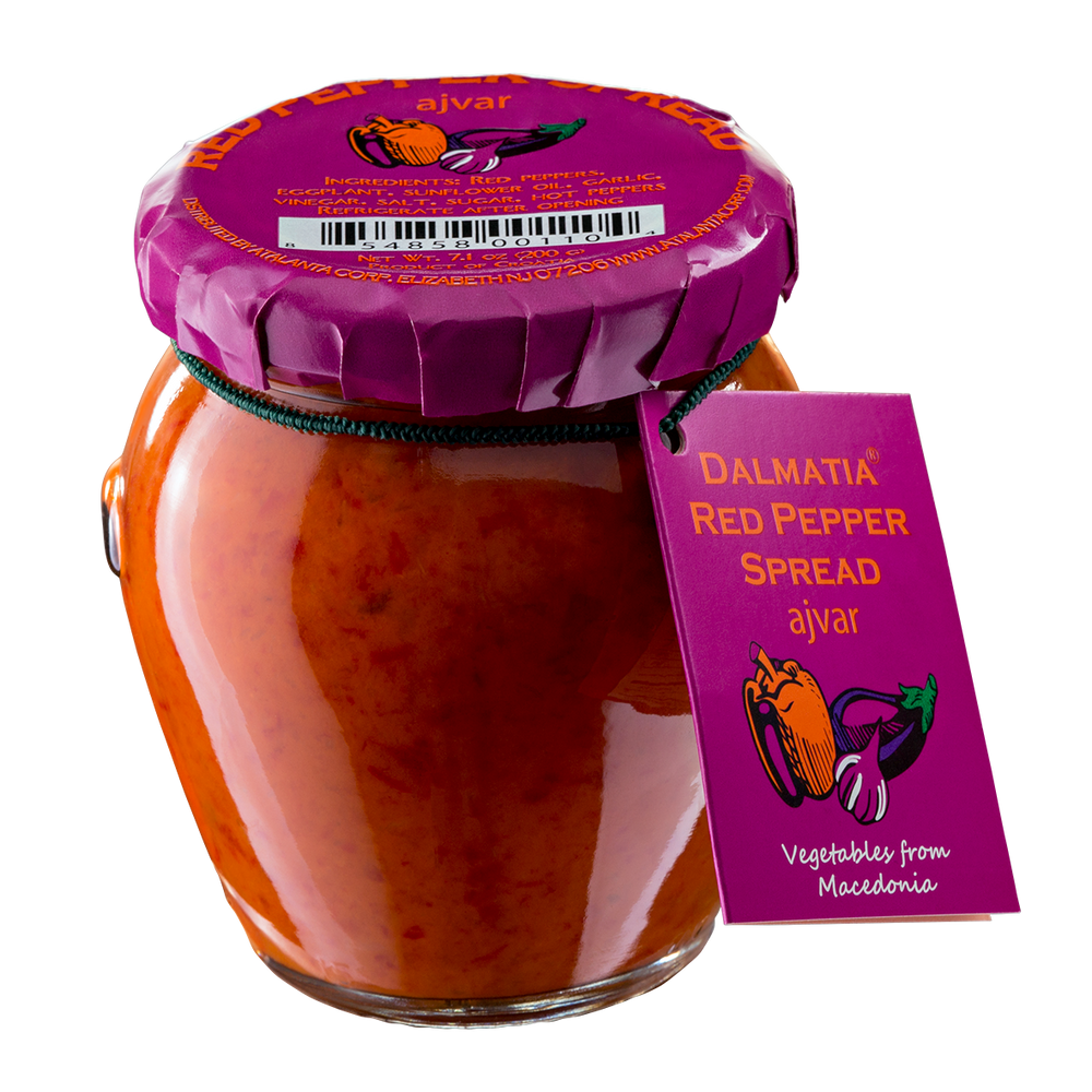 Dalmatia® Red Pepper Spread