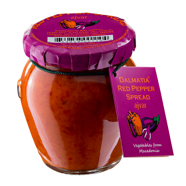 Dalmatia®Red Pepper Spread