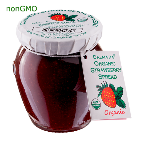 ORGANIC Dalmatia® Strawberry Spread