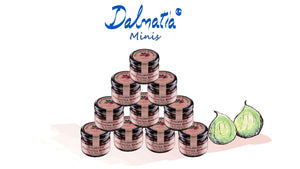 Dalmatia® Fig Cocoa Spread mini 30-pack