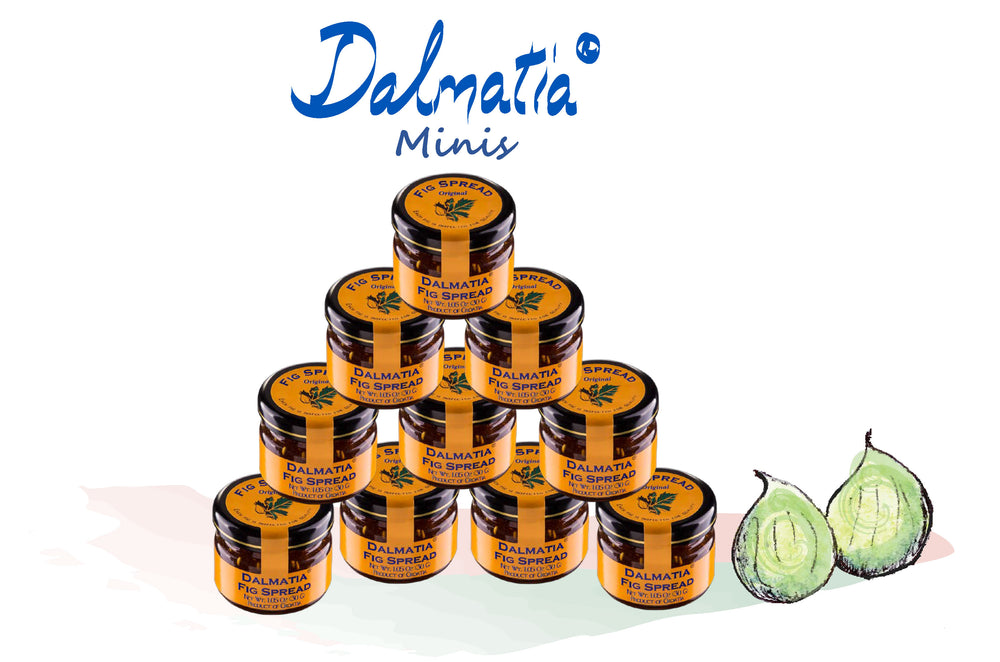 Award-winning recipe Dalmatia® Fig Spread mini 30-pack
