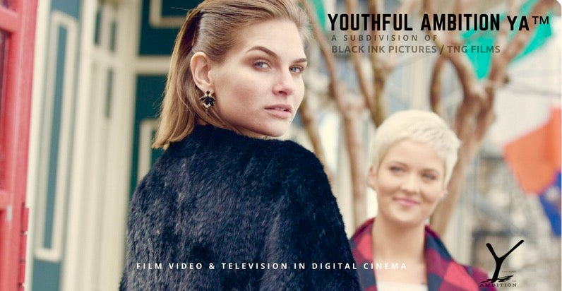 Savannah Jay & Baily Blulock featured in Campaign Ambition
