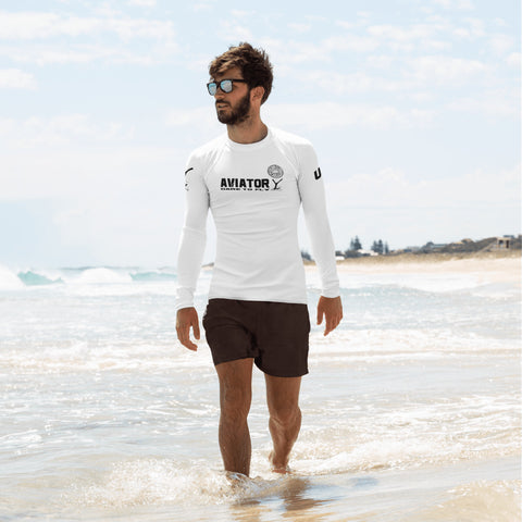 Men's Rash Guard Youthful Ambition Branded