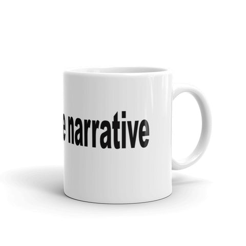 Change the narrative Mug - Youthful Ambition YA
