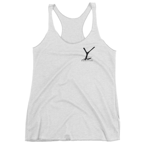 Women's tank top - Youthful Ambition YA