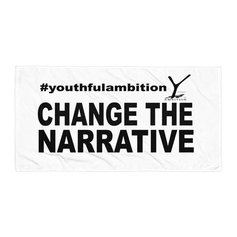 Towel - Youthful Ambition YA