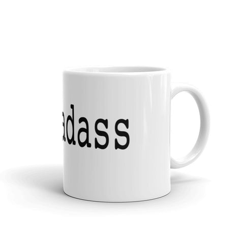 Mug ms. badass - Youthful Ambition YA